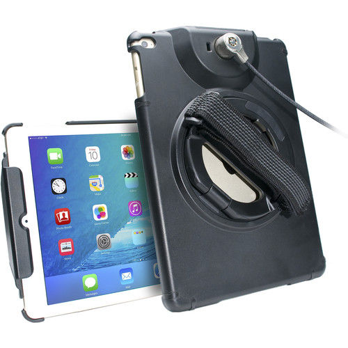CTA Digital Anti-Theft Case for iPad Air 1/2