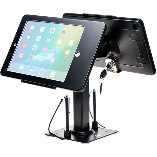 "CTA Digital Security Kiosk Dual Stand for iPad Gen. 5 - 6, iPad Pro 9.7"", iPad Air"
