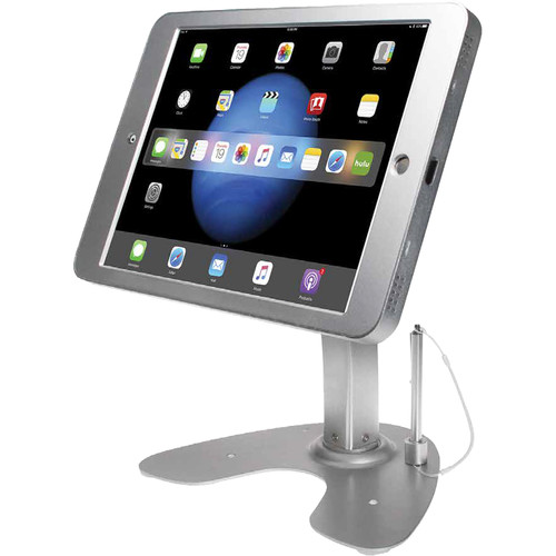 "CTA Digital Anti-Theft Security Kiosk Stand for 12.9"" iPad Pro"