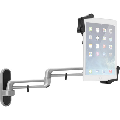 """CTA Digital Articulating Wall Mount for 7-13"""" Tablets"""