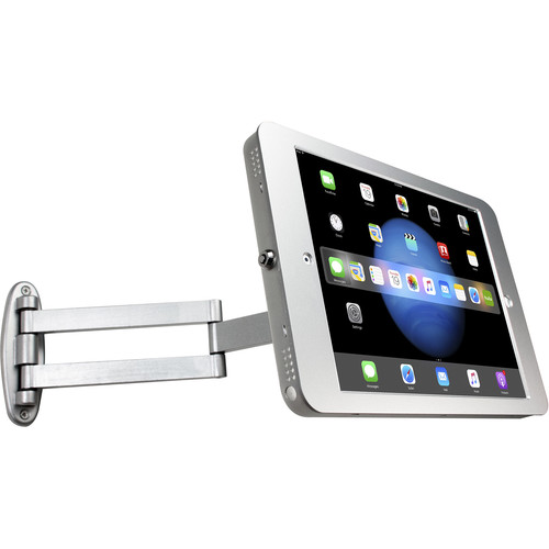 CTA Digital Articulating Wall Mounting Security Enclosure for iPad Pro 12.9