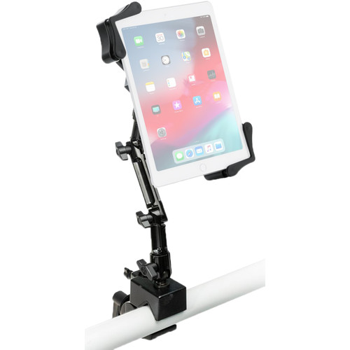 "CTA Digital Custom Flex Desk Clamp Mount for 7 to 14"" Tablets"