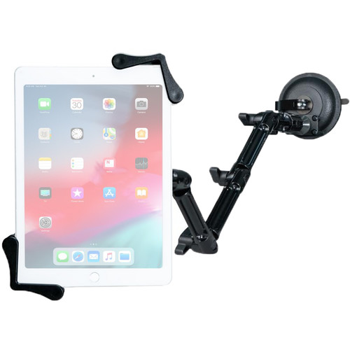 "CTA Digital Custom Flex Suction Mount for 7 to 14"" Tablets"