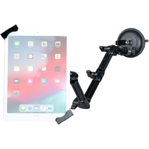 """CTA Digital Custom Flex Suction Mount for 7 to 14"""" Tablets (Security)"""