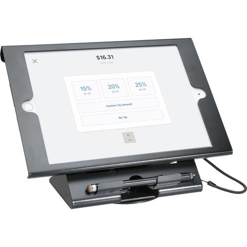 CTA Digital Dual Security Compact Kiosk for iPad Air and iPad Pro 9.7