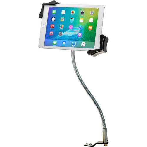 """CTA Digital Gooseneck Car Mount for 7 to 14"""" Tablets"""