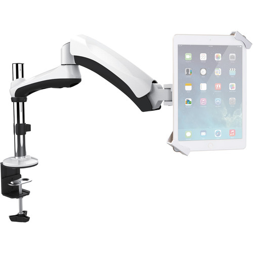 "CTA Digital Heavy-Duty Articulating Tablet Security Arm Mount for 7 - 13"" Tablets"