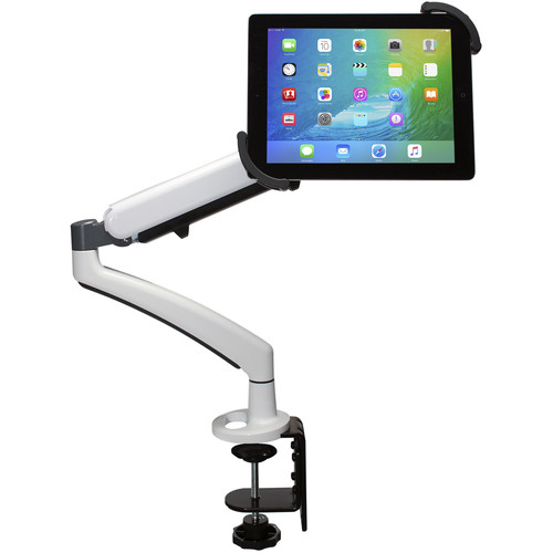 CTA Digital Heavy-Duty Arm Mount with Lock for Tablets