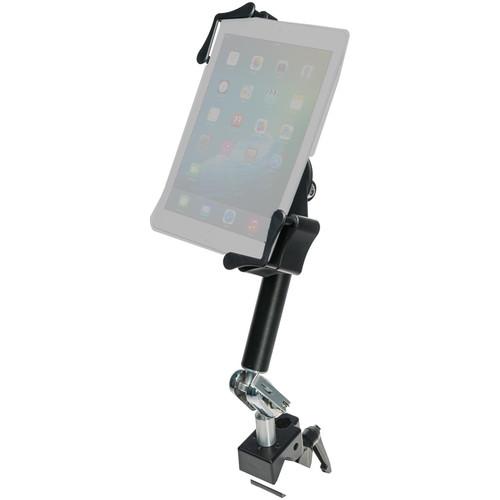 "CTA Digital Heavy-Duty Pole Clamp for 7-14"" Tablets"