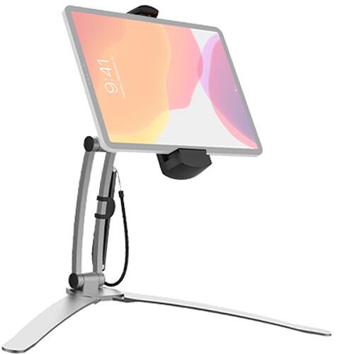 CTA Digital Multi-Flex Tablet Stand + Mount (Black)