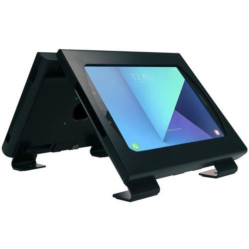 CTA Digital Lockpoint Dual Tablet Kiosk Station