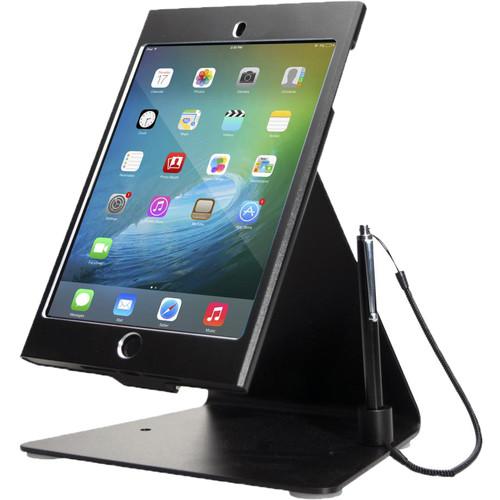 CTA Digital Desktop Anti-Theft Stand for iPad mini (Black)