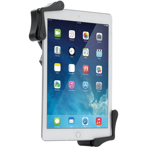 """CTA Digital Rotating Wall Mount for 7 to 14"""" Tablets (Black)"""