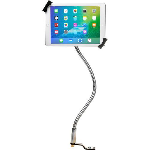 "CTA Digital Security Gooseneck Car Mount for 7 to 14"" Tablets"
