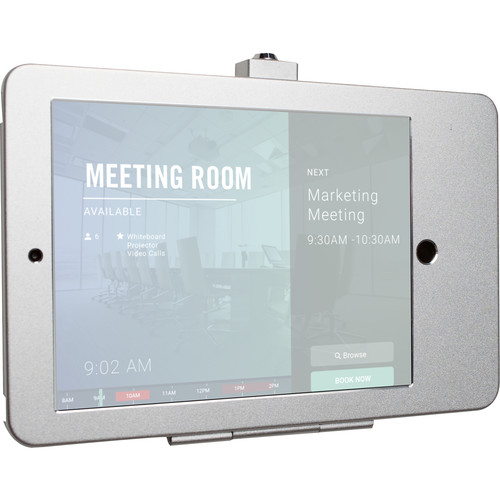 CTA Digital Security Wall Enclosure for iPad, iPad Air, iPad Pro 9.7