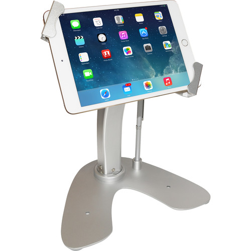 CTA Digital Universal Anti-Theft Kiosk Stand for iPad and Tablets