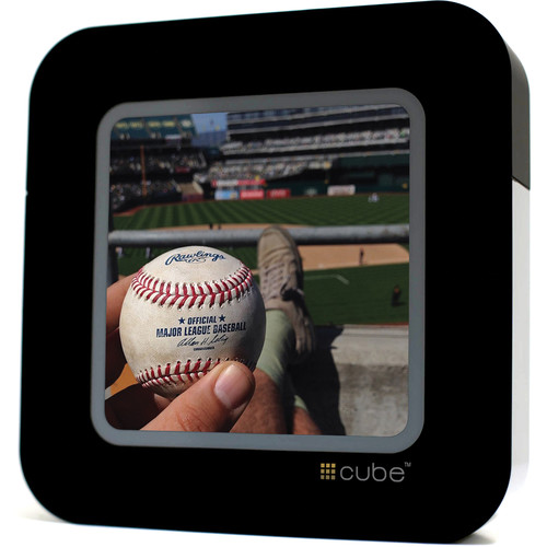 cube #Cube - Streaming Instagram Display (Black)