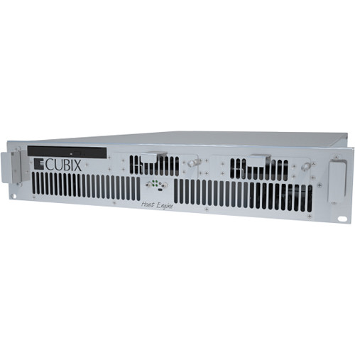 Cubix HostEngine Rackmount Computer for GPU Xpander Systems (2 RU)
