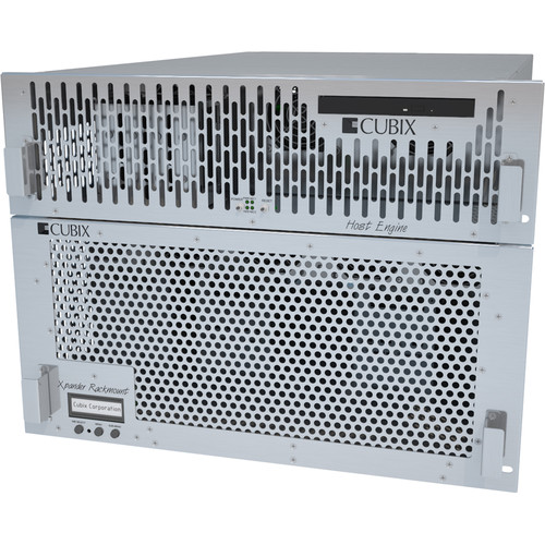 Cubix RPS Linux3U Rackmount 8 5U
