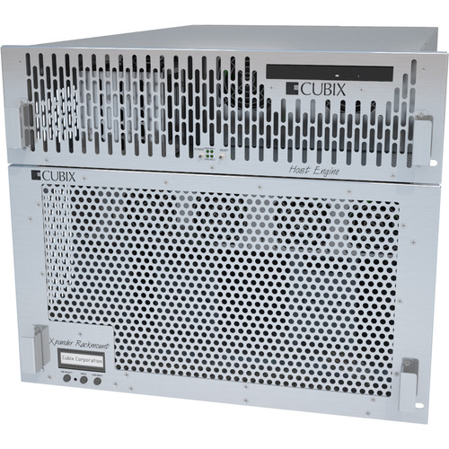 Cubix RPS Linux3U Rackmount 8 6U