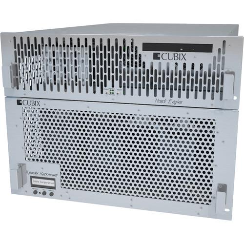 Cubix RPS GRIDK2 Linux3U Rackmount 8 5U Base Model