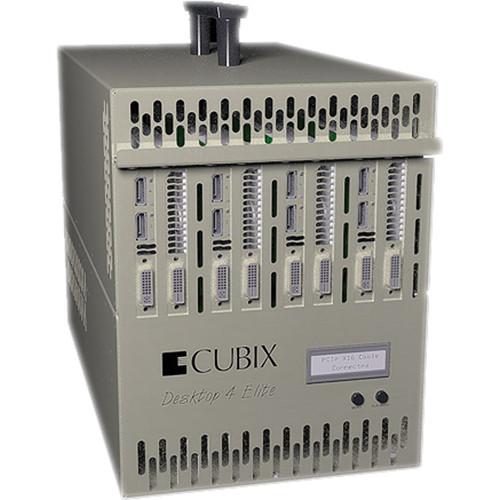 Cubix GPU-Xpander Desktop Elite with 1500W Power Supply