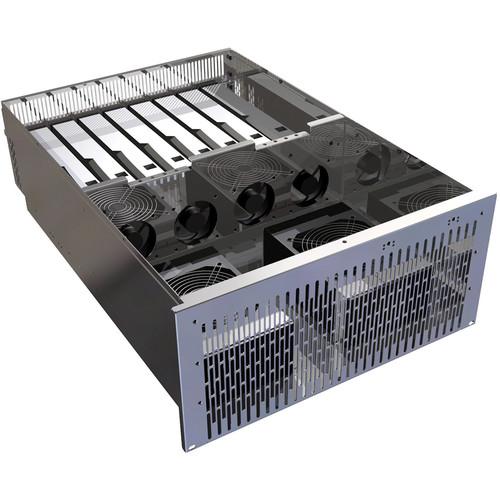 Cubix Xpander Rackmount 16 5U Gen 2 PCIe Expansion Enclosure