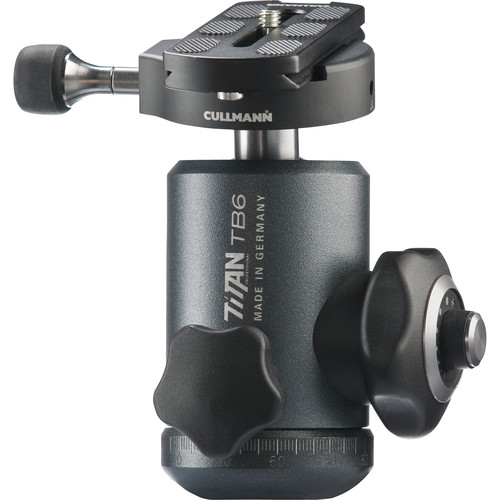Cullmann TITAN TB6.6 Ball Head