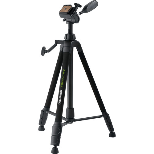 Cullmann PRIMAX 350 Aluminum Tripod with 3-Way Pan/Tilt Head