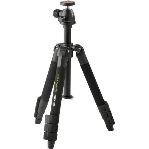 Cullmann NANOMAX 400T Aluminum Tripod with REVOMAX RB5.1 Ball Head