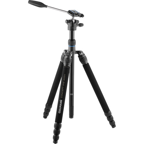 Cullmann Concept One 625M Tripod with Detachable Monopod and OH2.5V Ball Head