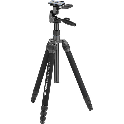 Cullmann CONCEPT ONE 628 OT38 Aluminum Tripod with 3-Way Pan/Tilt Head
