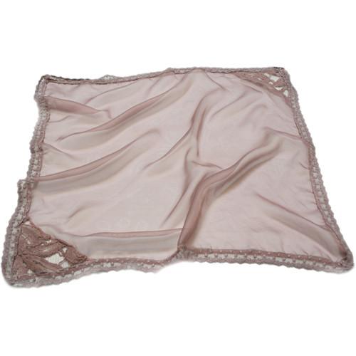 Custom Photo Props Demure Vintage Lace Newborn Layer (Misty Rose)