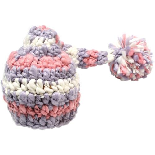 Custom Photo Props Newborn Chunky Elf Hat (Pip Striped)