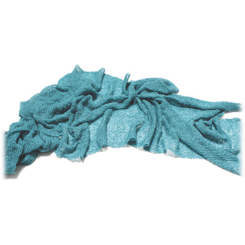 Custom Photo Props Nubble Newborn Stretch Wrap (Teal)