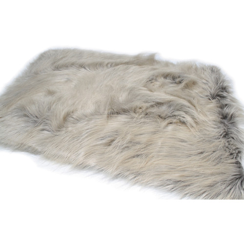 "Custom Photo Props Wolf Faux Fur Newborn Photography Prop (62 x 72"")"
