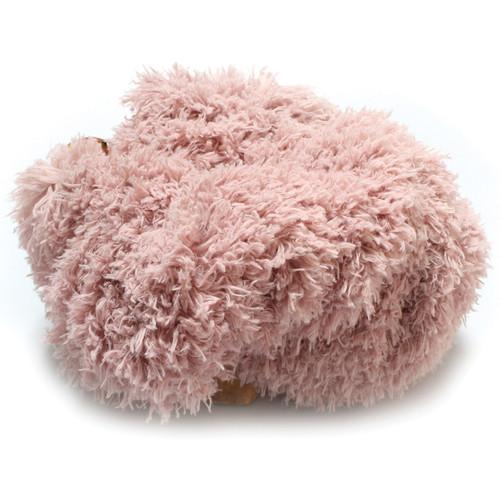 "Custom Photo Props Faux Fur Newborn Photo Prop (Peaceful Pink, 36 x 62"")"