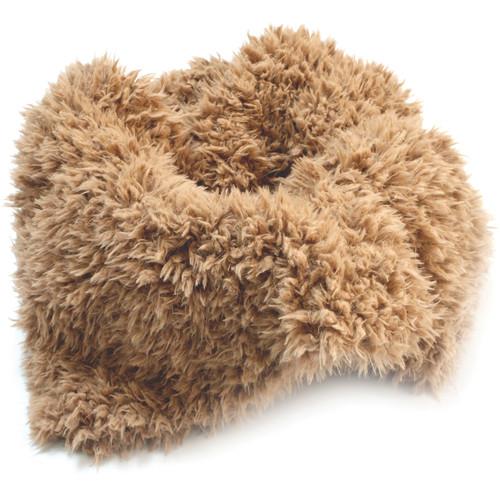 "Custom Photo Props Short Faux Fur Newborn Photo Prop (Teddy Bear, 62 x 72"")"
