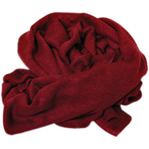Custom Photo Props Lux {Luxury} Stretch Knit Wrap (Cranberry Red)