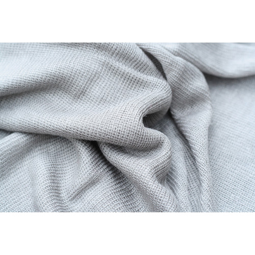 Custom Photo Props Lux {Luxury} Stretch Knit Wrap (Concrete Medium Gray)