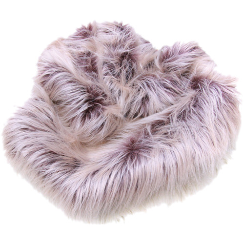 "Custom Photo Props Faux Flokati Fur Newborn Photo Prop (Cobbler, 36 x 62"")"