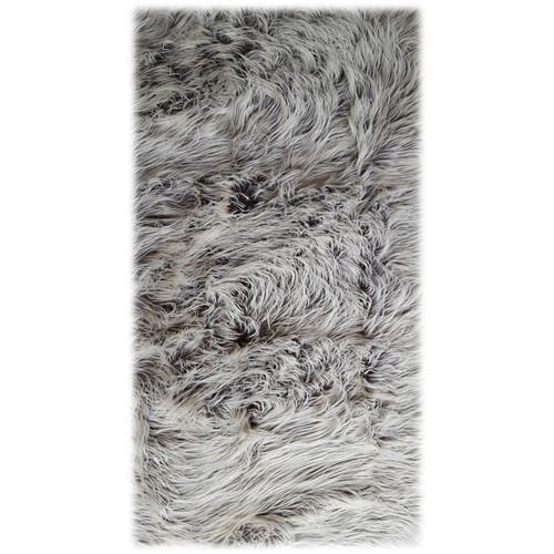 """Custom Photo Props Faux Fur Newborn Photo Prop (Mousse, 62 x 72"""")"""
