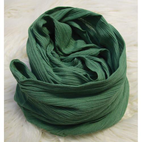 Custom Photo Props Ripple Newborn Baby Wrap (Evergreen)