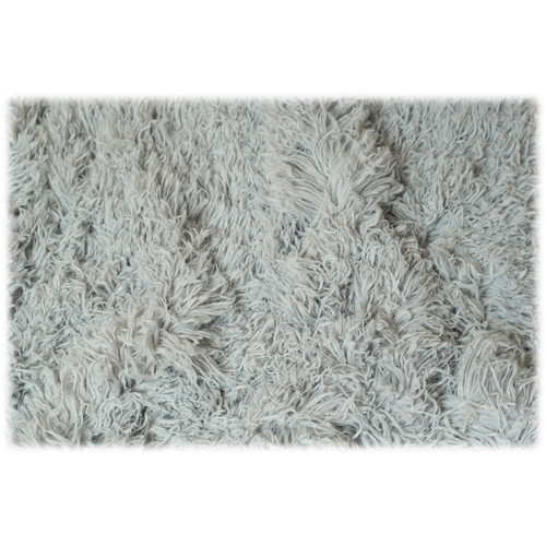 Custom Photo Props Koala Gray Faux Fur Photo Prop (5 x 6')