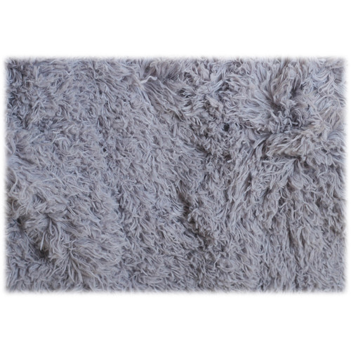 Custom Photo Props Lilac Frost Faux Fur Photo Prop (5 x 6')