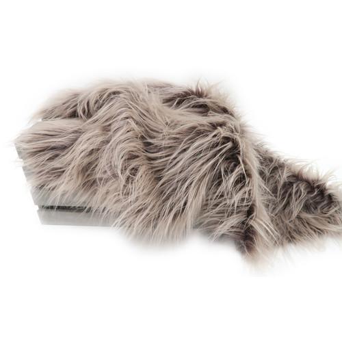 Custom Photo Props Large-Size Vegan Flokati Fur Photo Prop (Cola)