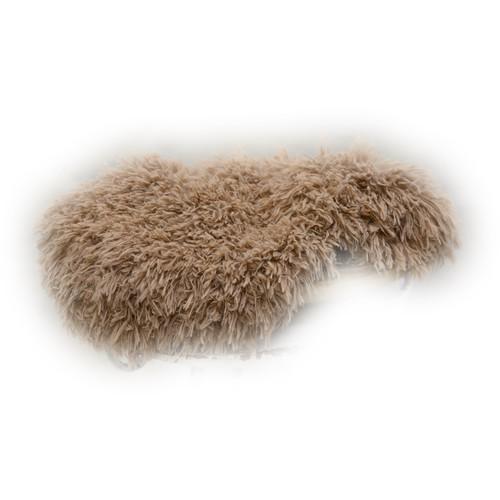 Custom Photo Props Super-Size Vegan Flokati Fur Photo Prop (Maple)