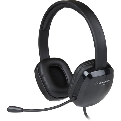 Cyber Acoustics AC-6012 USB Stereo Headset
