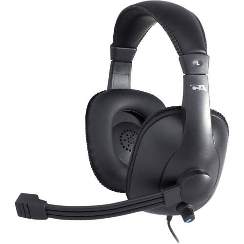 Cyber Acoustics AC-968 USB Stereo Headset