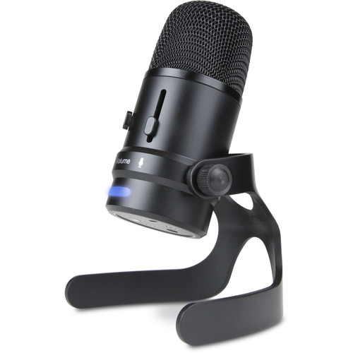 Cyber Acoustics CVL-2004 Rainier USB Multi-Pattern Condenser Microphone
